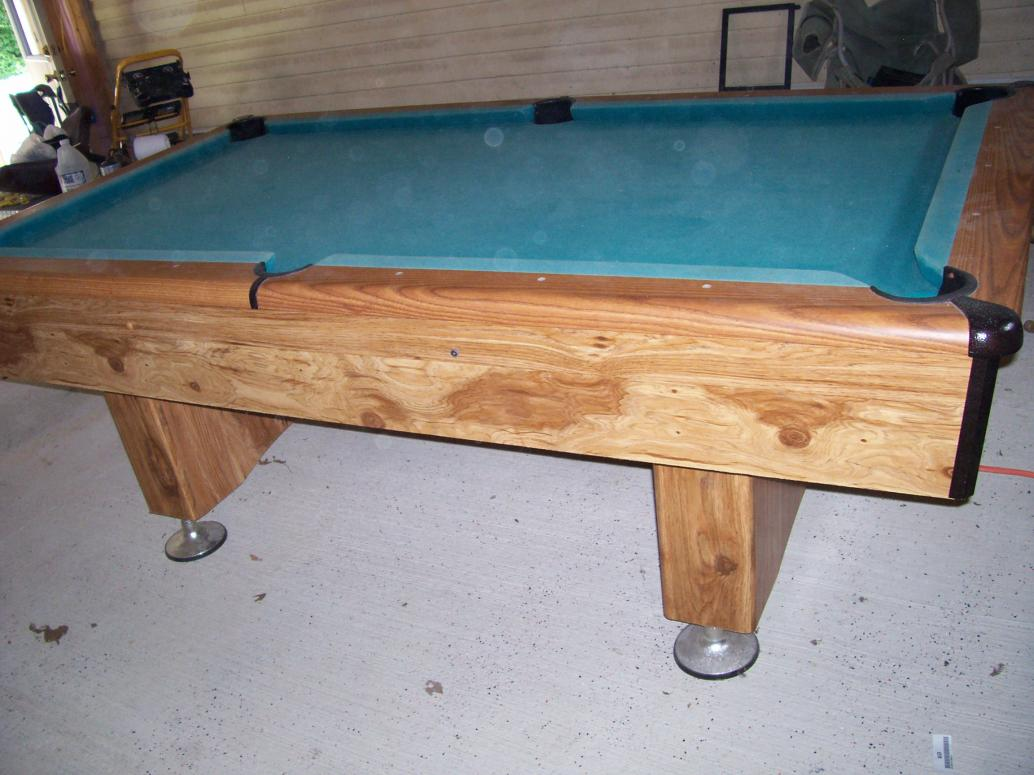 Pool Table Mizerak | 6 Ft Billiard Table | Mizerak Pool Table