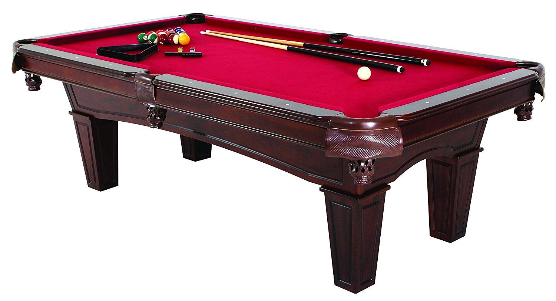 Pool Tables at Walmart | 6ft Slate Bed Pool Table | Mizerak Pool Table