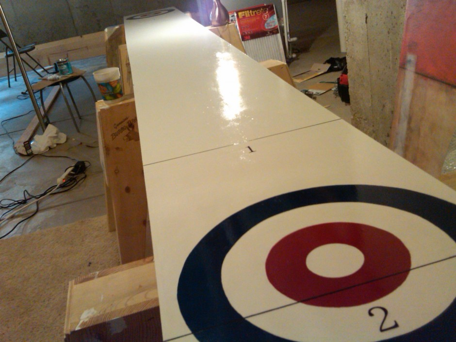 Portable Shuffleboard | Shuffleboard Table | Shuffleboard Table