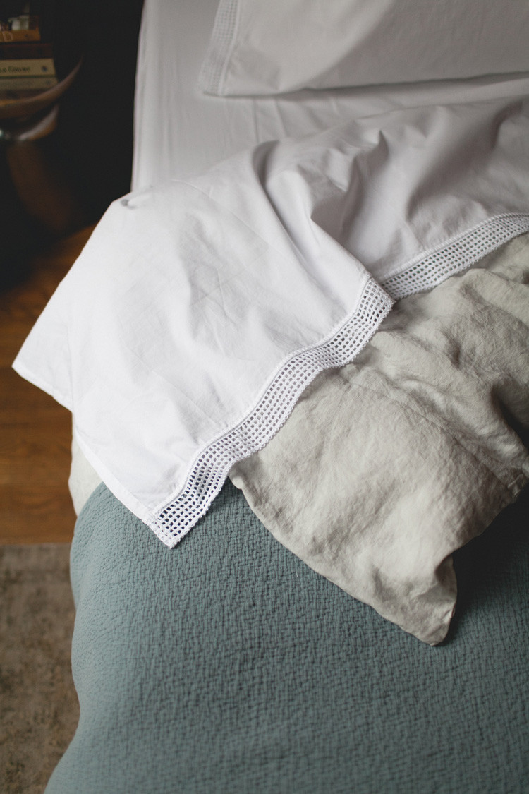 Pottery Barn Sheet Reviews | Coyuchi | Organic Cotton Linen