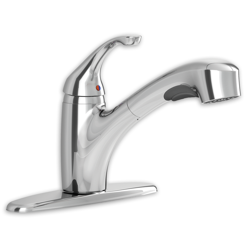 kohler pull out kitchen faucet kohler k597cp simplice polished kohler price pfister kitchen faucets kitchen faucets faucets lowes