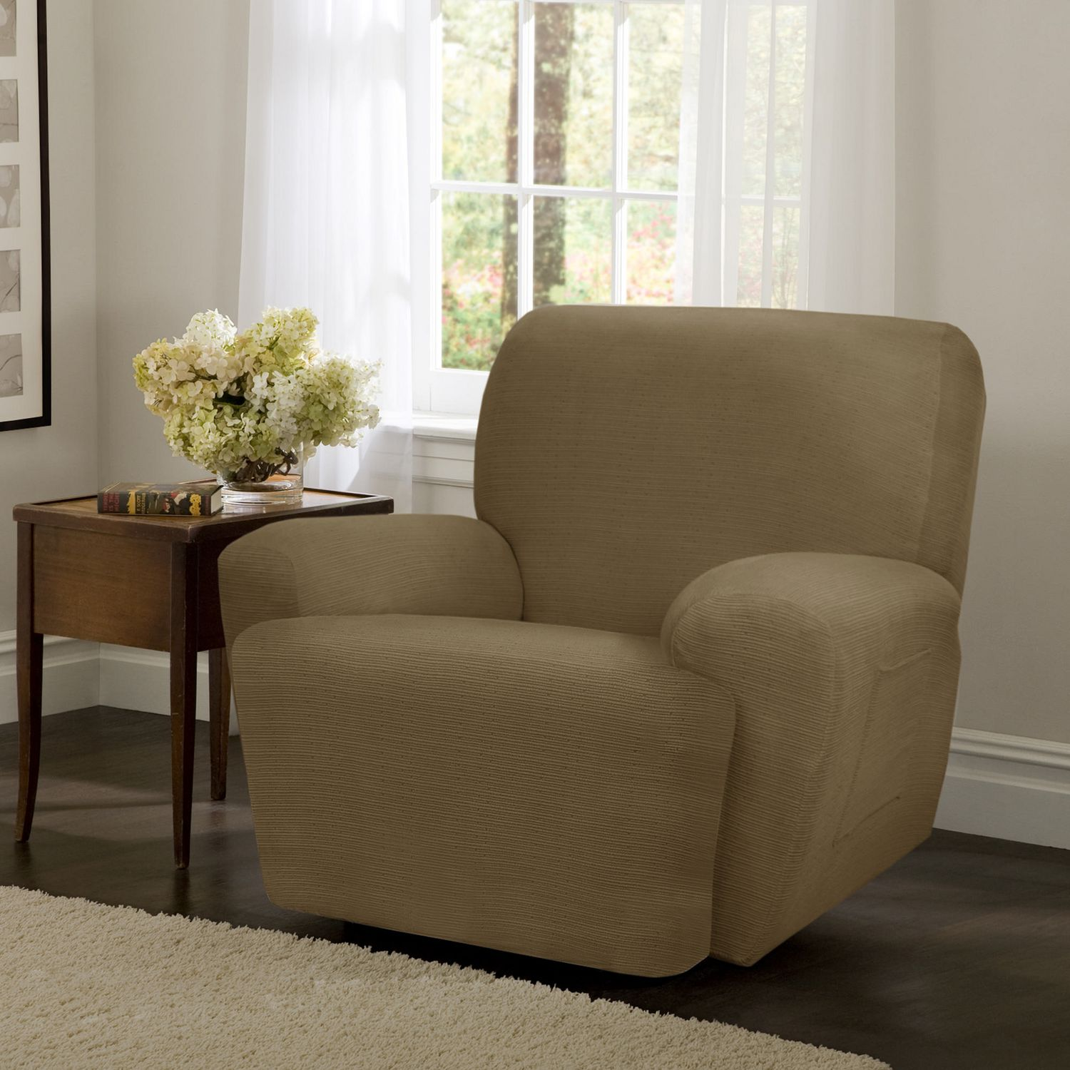 Recliner Arm Covers | Armchair Slipcovers | Recliner Covers