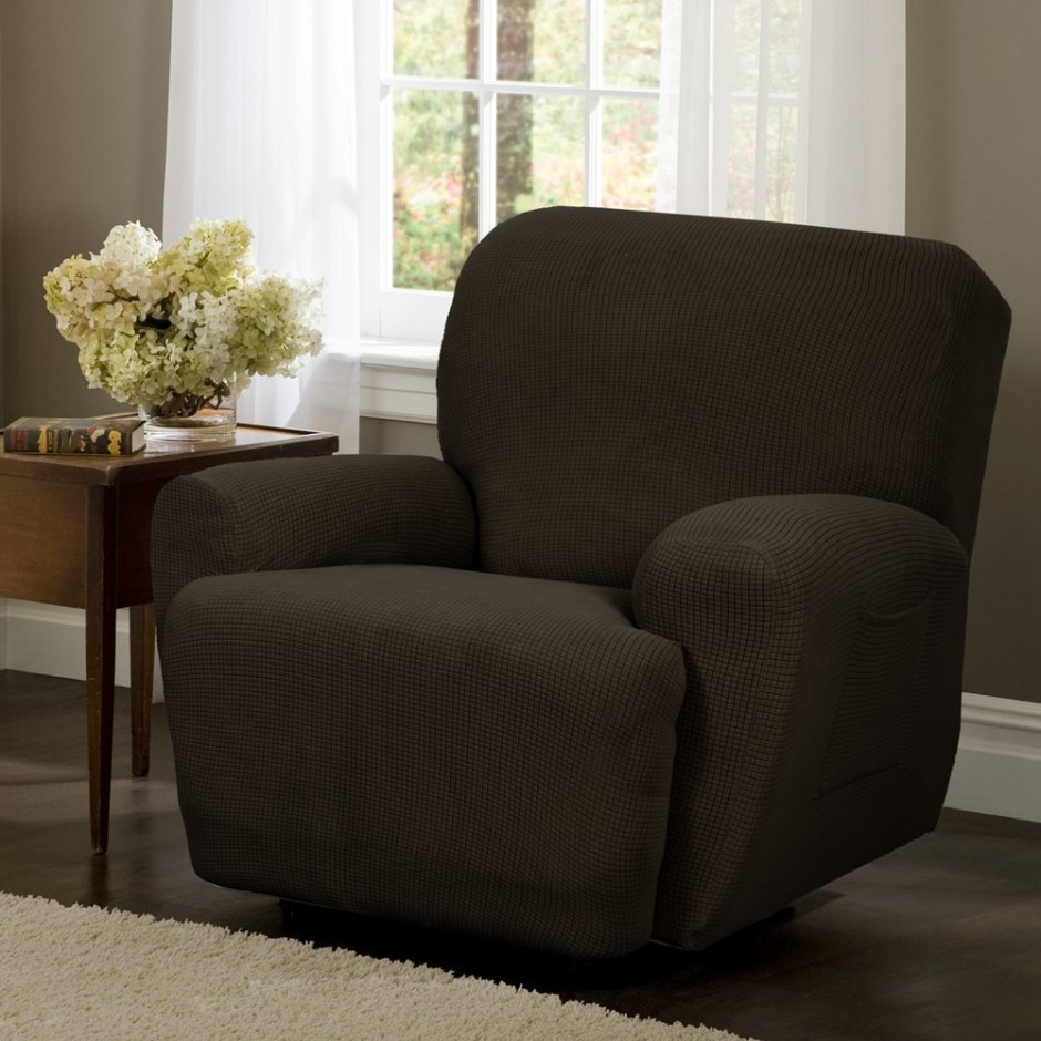 Recliner Chair Cover Walmart | Loveseat Recliner Cover | Recliner Covers