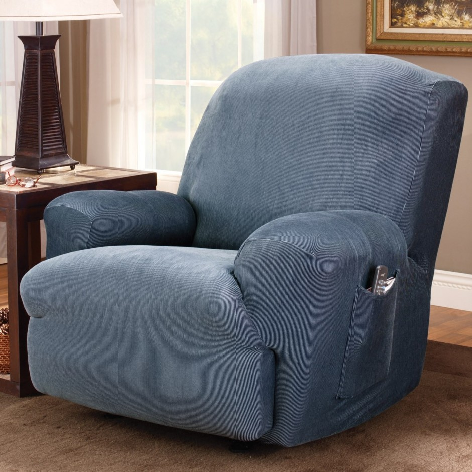 Recliner Covers | Sofa Slip Covers | Rocker Recliner Chair Covers