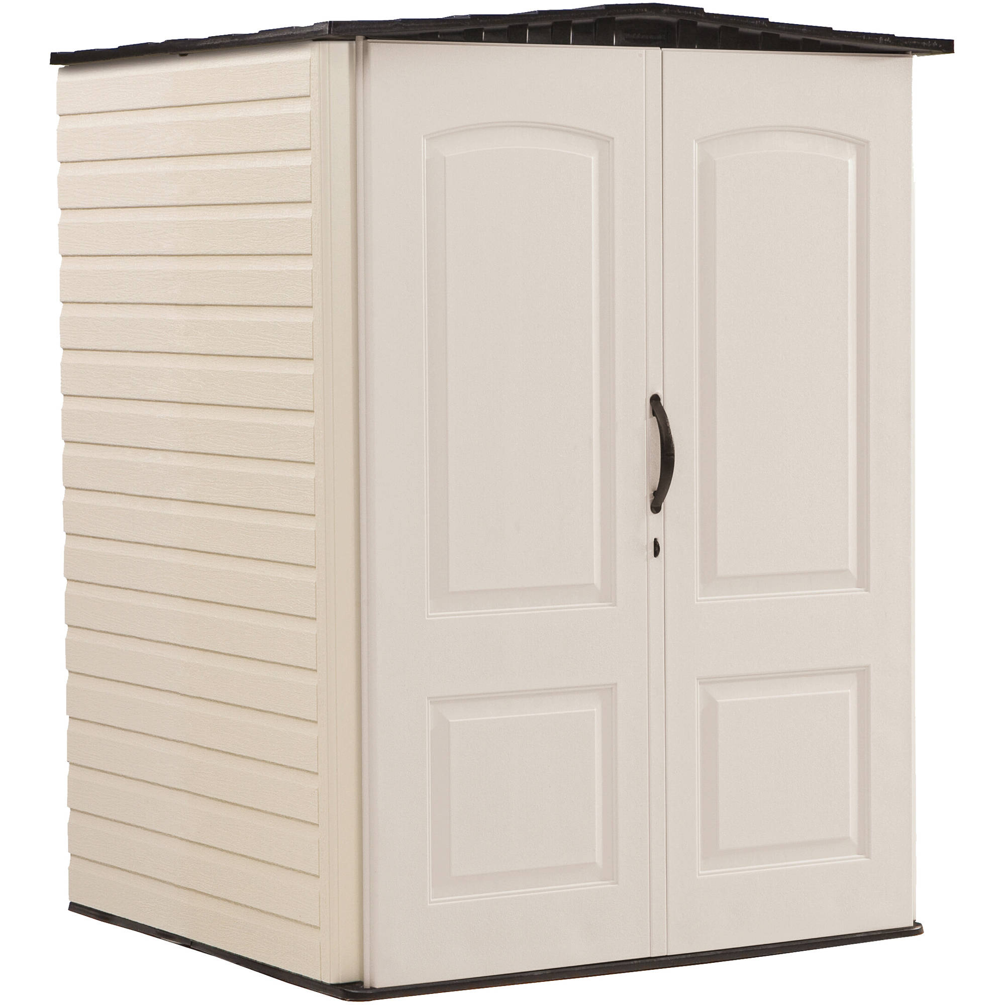 Rubbermaid Storage Sheds | Rubbermaid 2 Ft X 2 Ft Vertical Storage Shed | Outdoor Storage Containers