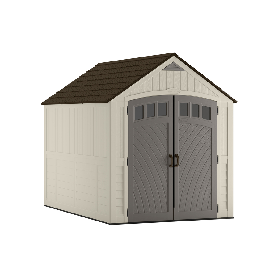 Rubbermaid Storage Sheds | Rubbermaid 2 Ft X 2 Ft Vertical Storage Shed | Resin Storage Sheds
