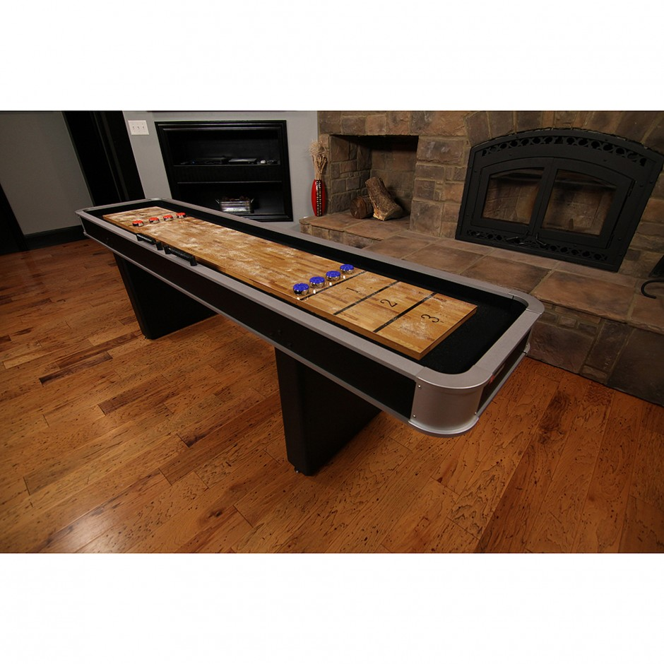 Rules Of Shuffleboard | Shuffleboard Table | Modern Shuffleboard Table