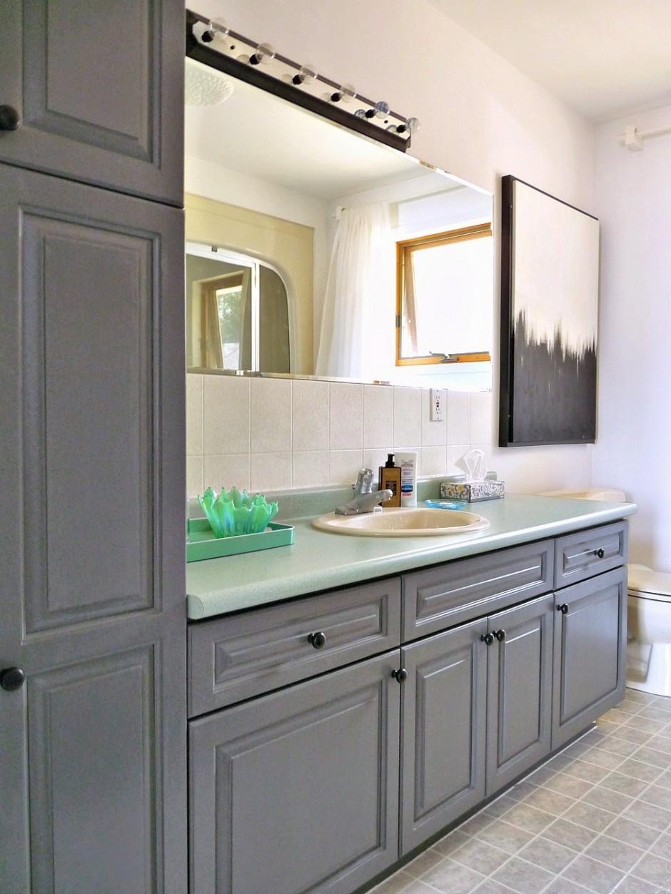 Rustoleum Cabinet Transformation | Rustoleum Cabinet Transformations Reviews | Rustoleum Furniture Paint