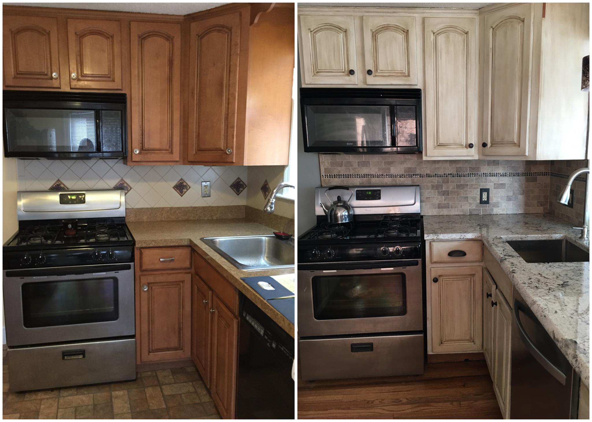 Rustoleum Cabinet Transformations Glaze or No Glaze | Kitchen Cabinet Kits | Rustoleum Cabinet Transformations Reviews