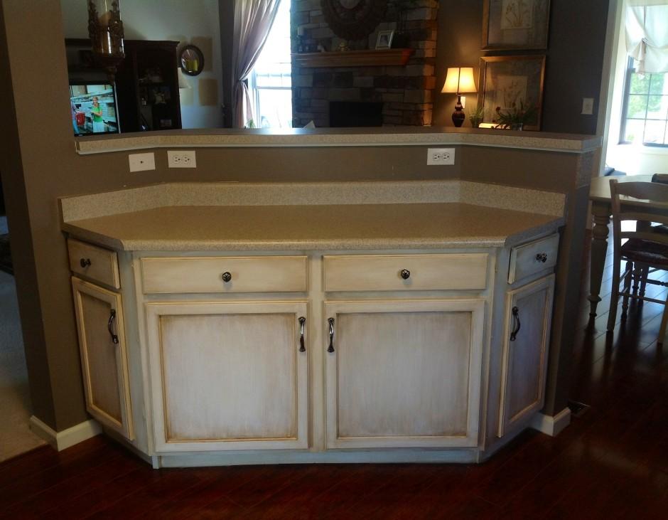 Rustoleum Cabinet Transformations Reviews | Rustoleum Decorative Glaze | Painting Kitchen Cabinets Rustoleum