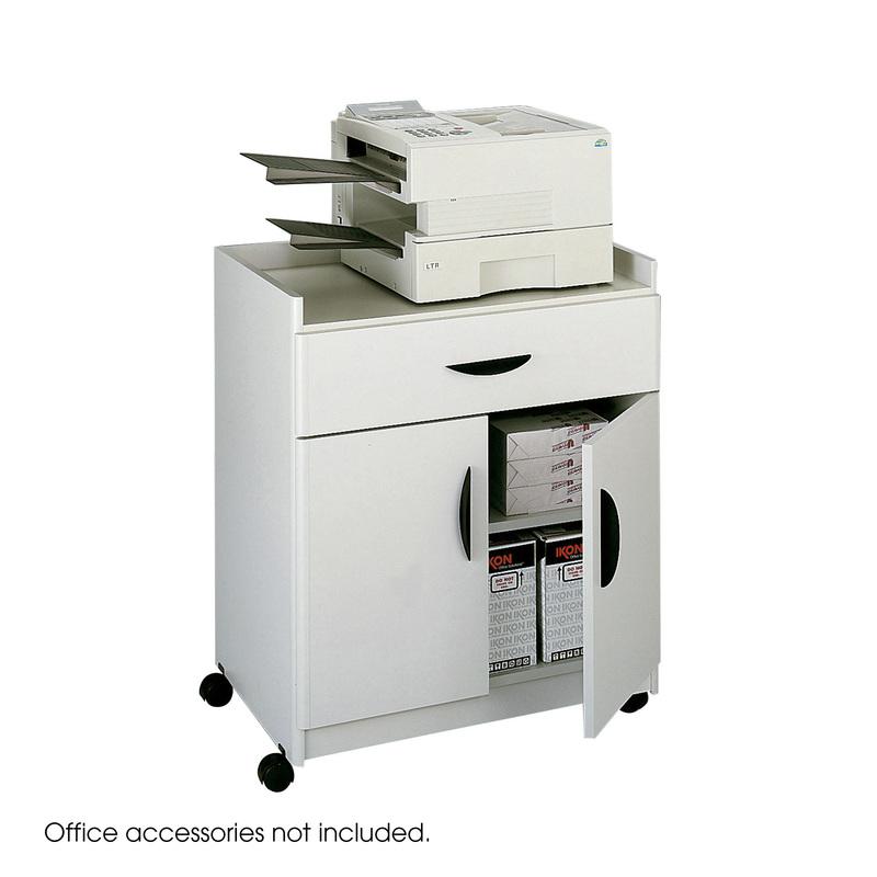 Safco Underdesk Printer Stand | Safco | Safco Auto Loan