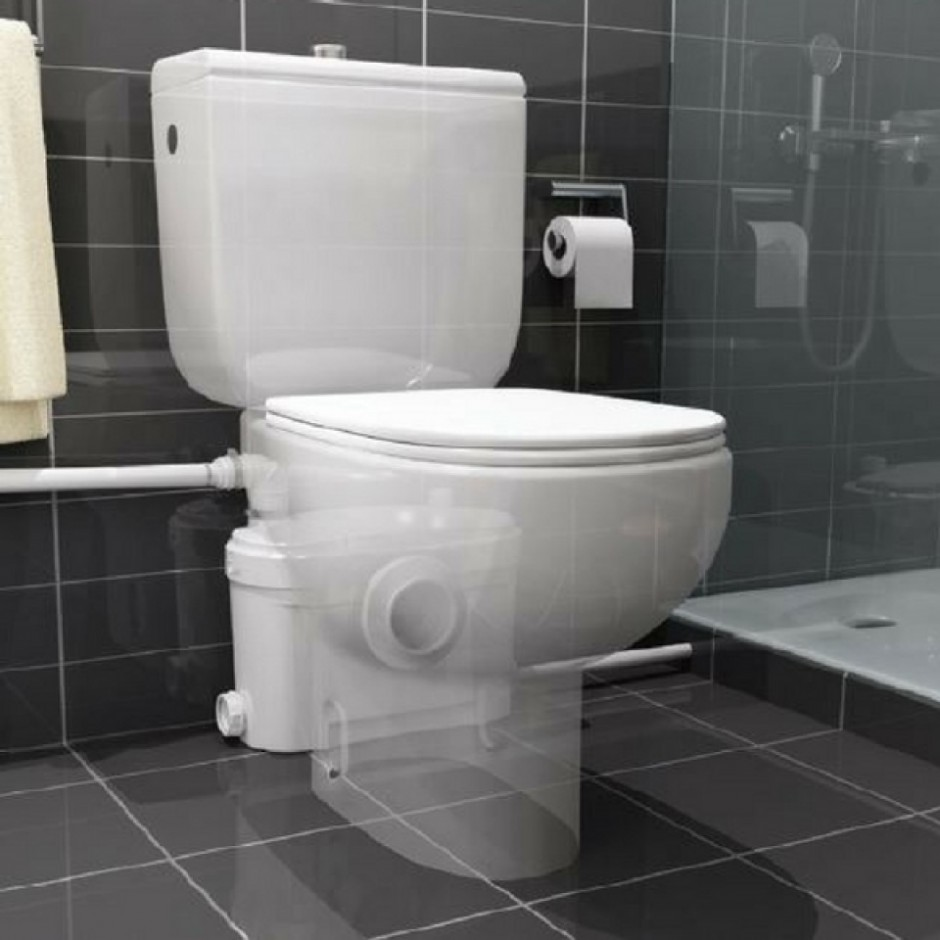 Saniflo Problems | Saniflo | How To Plumb A Toilet