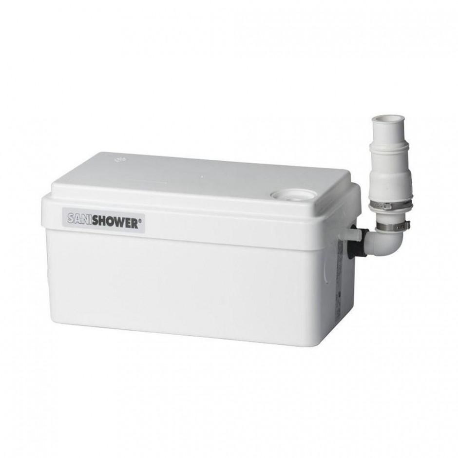 Saniflo Shower Enclosures | Saniflo | Toilet Macerator
