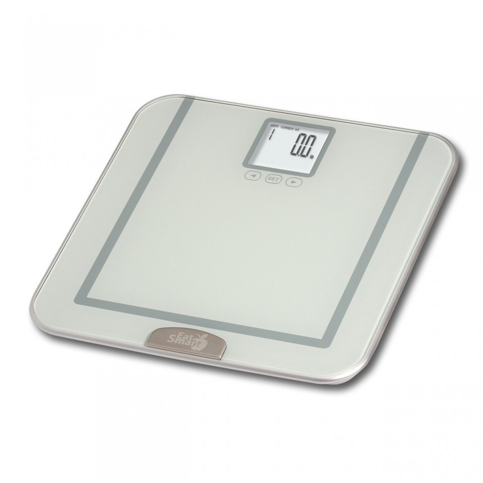 Scales At Bed Bath And Beyond | Smart Body Scale | Eatsmart Precision Digital Bathroom Scale