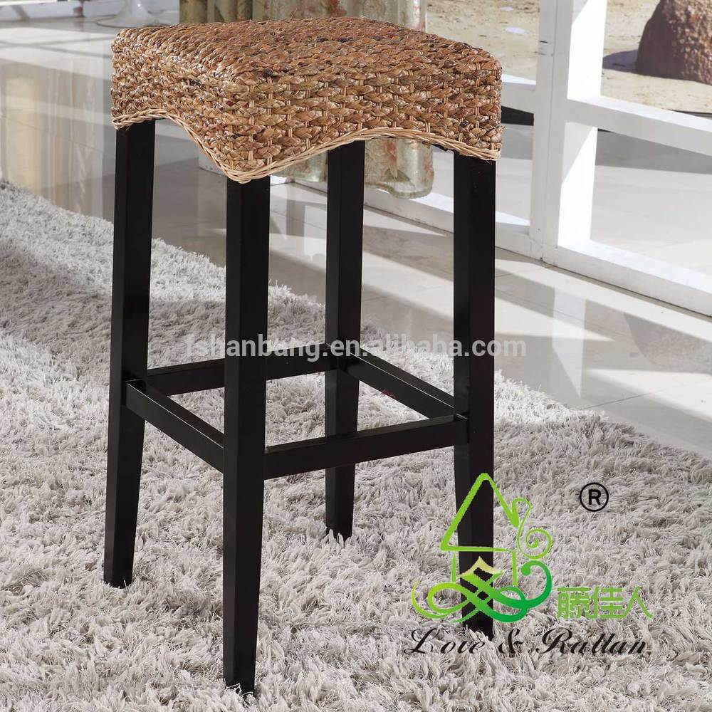 Seagrass Swivel Bar Stools | Seagrass Bar Stools | Tufted Bar Stools