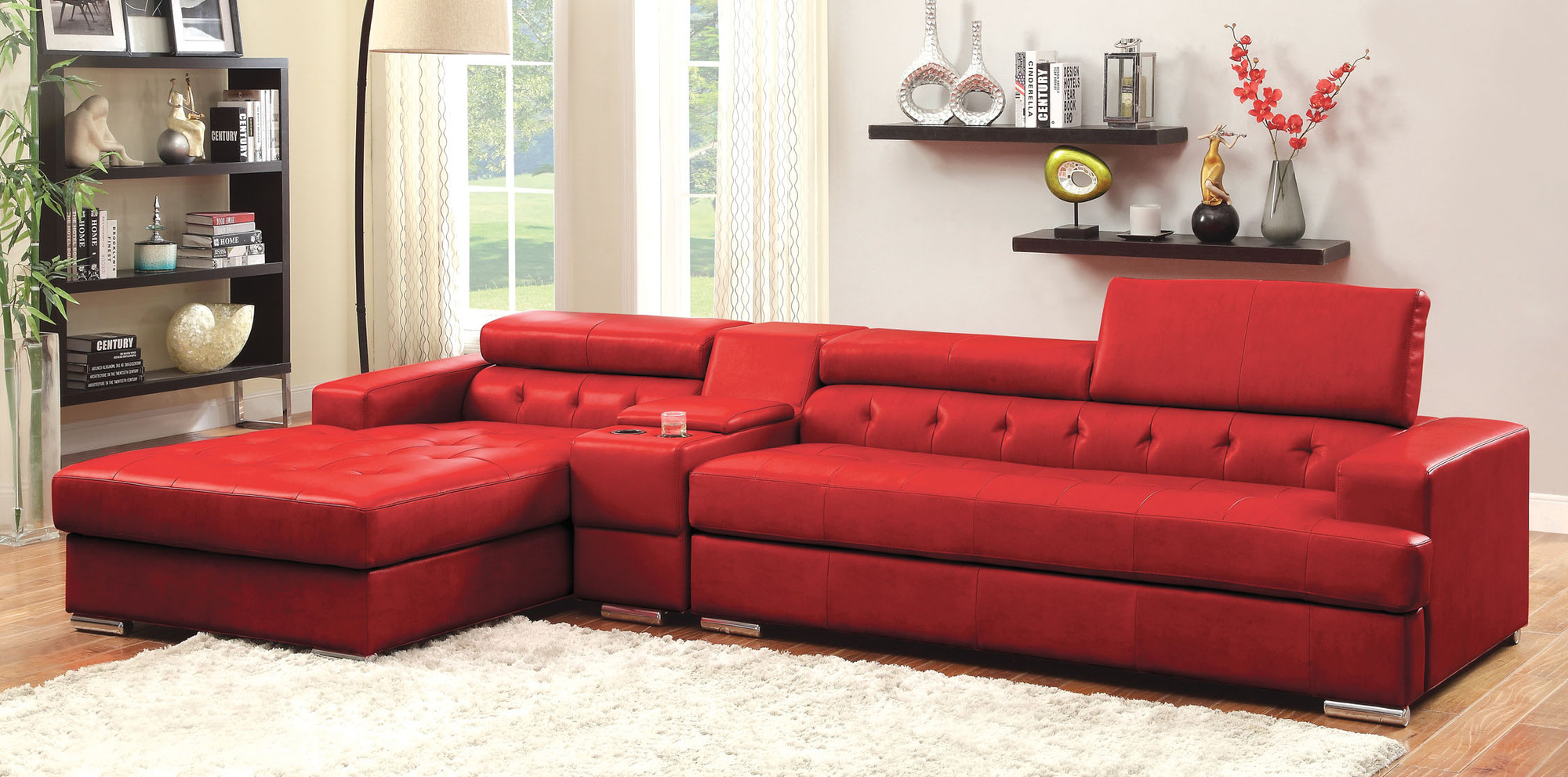 Sectional Sleeper Sofa | Deep Sectional Sofa | Queen Sleeper Sofa