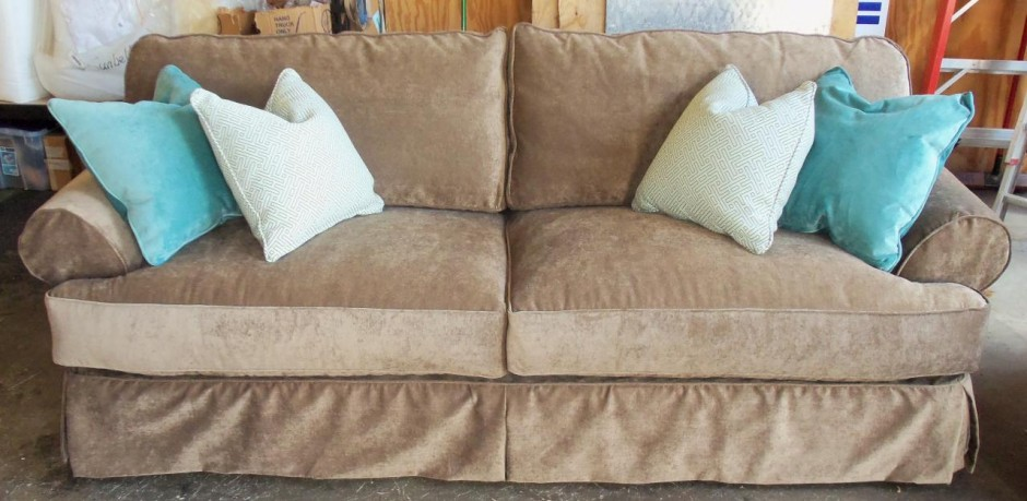 Sectional Slip Cover | Rowe Furniture Sectional | Rowe Furniture Slipcovers