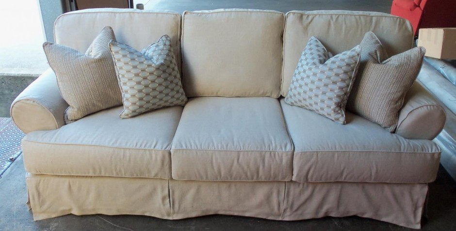 Sectional Slipcover | Rowe Furniture Slipcovers | Slipcovers For Couch