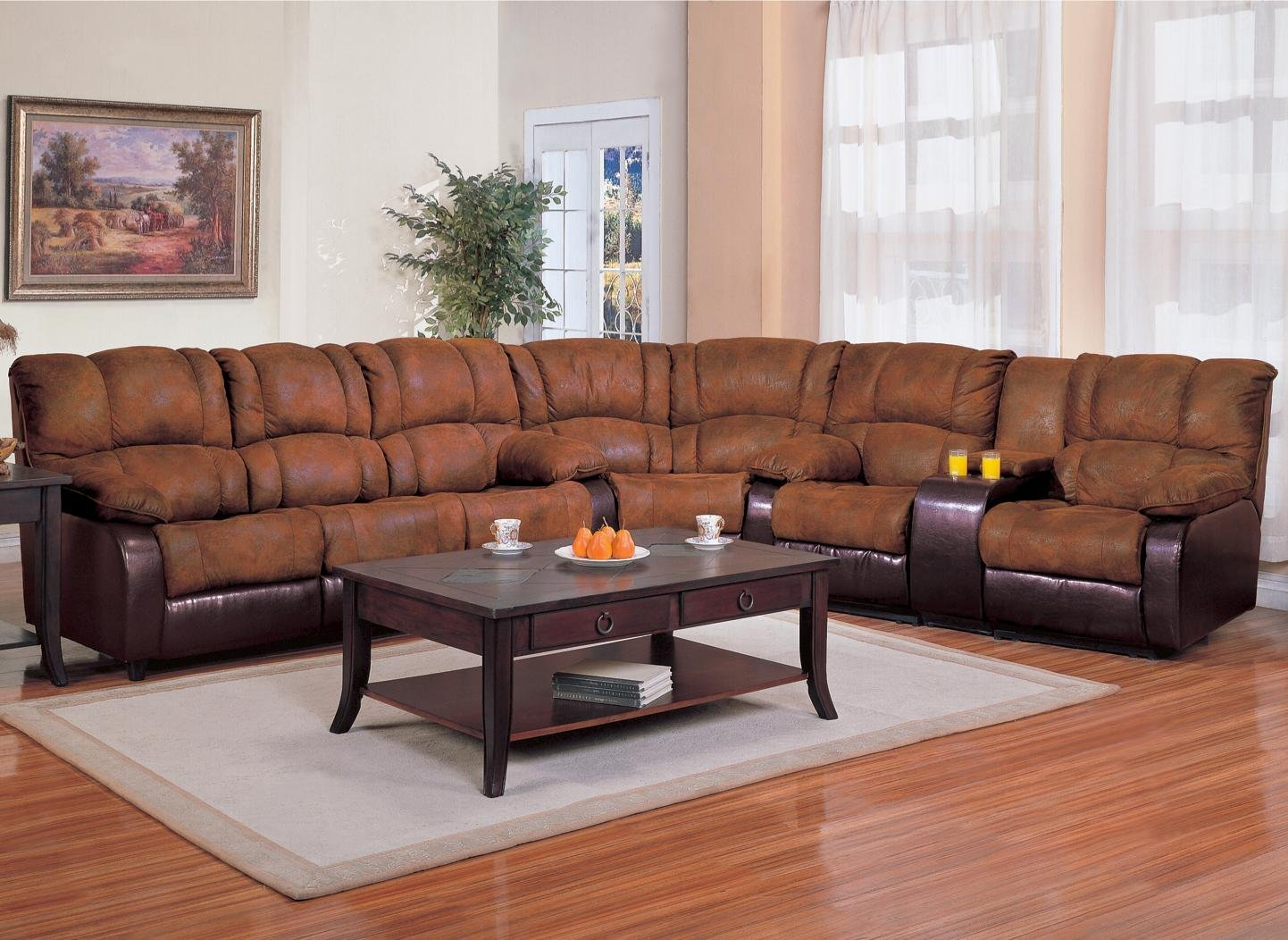 Sectional Sofas With Recliners | Sectional Sofa With Sleeper And Recliner | Sectional Sleeper Sofa