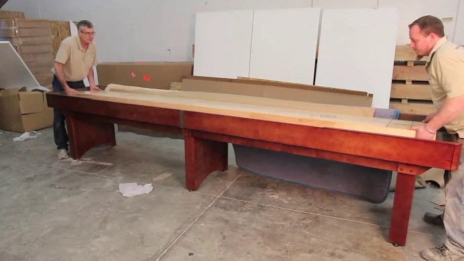 Shuffleboard Games | Shuffleboard Table | Shuffle Ball