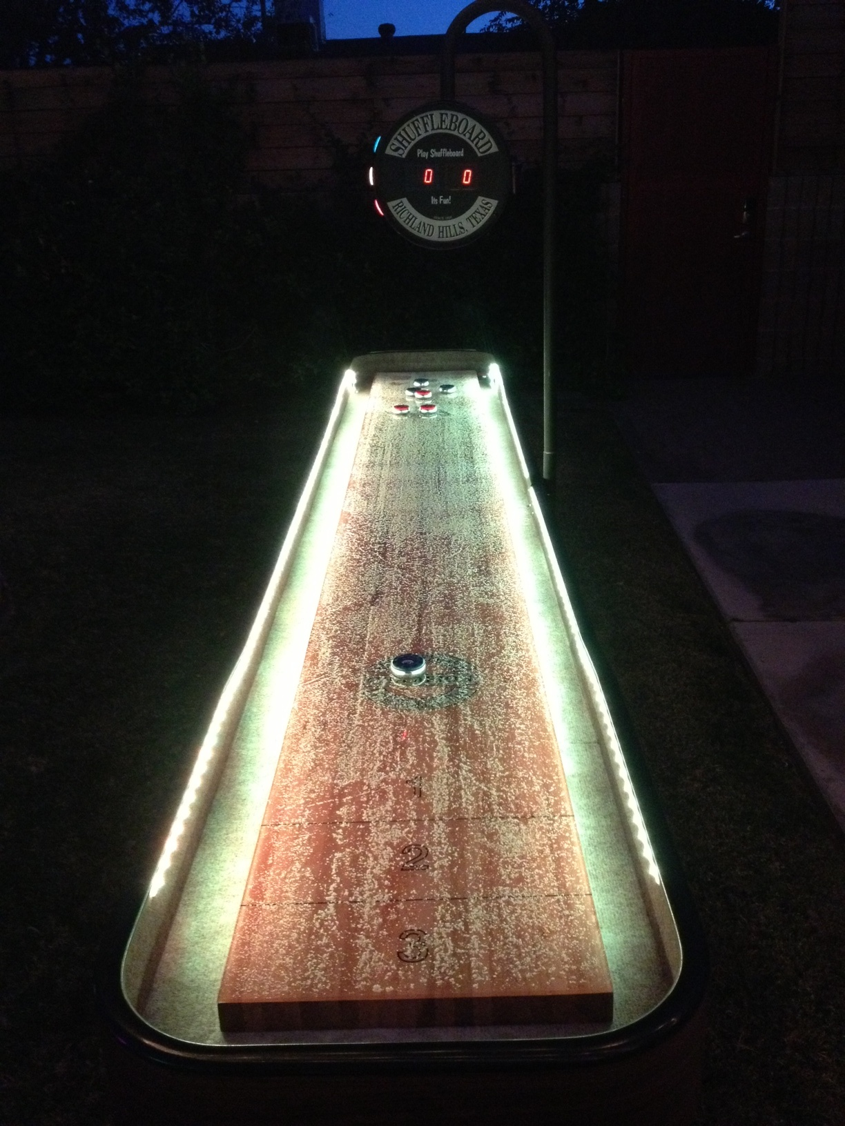 Shuffleboard Length | Shuffleboard Table Length | Shuffleboard Table