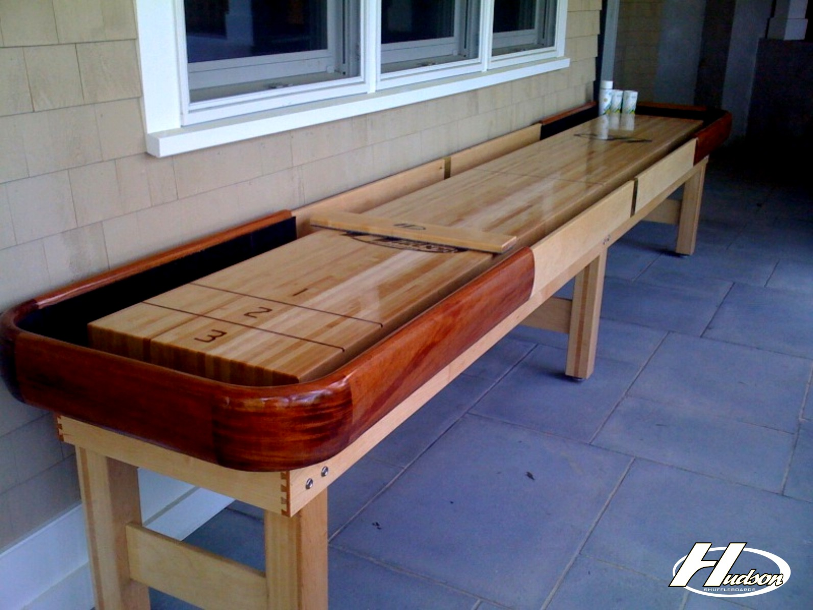 Shuffleboard Length | Shuffleboard Table | Shuffleboard Table