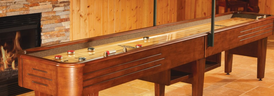 Shuffleboard Table | 12 Ft Shuffleboard Table | Regulation Shuffleboard Table Length