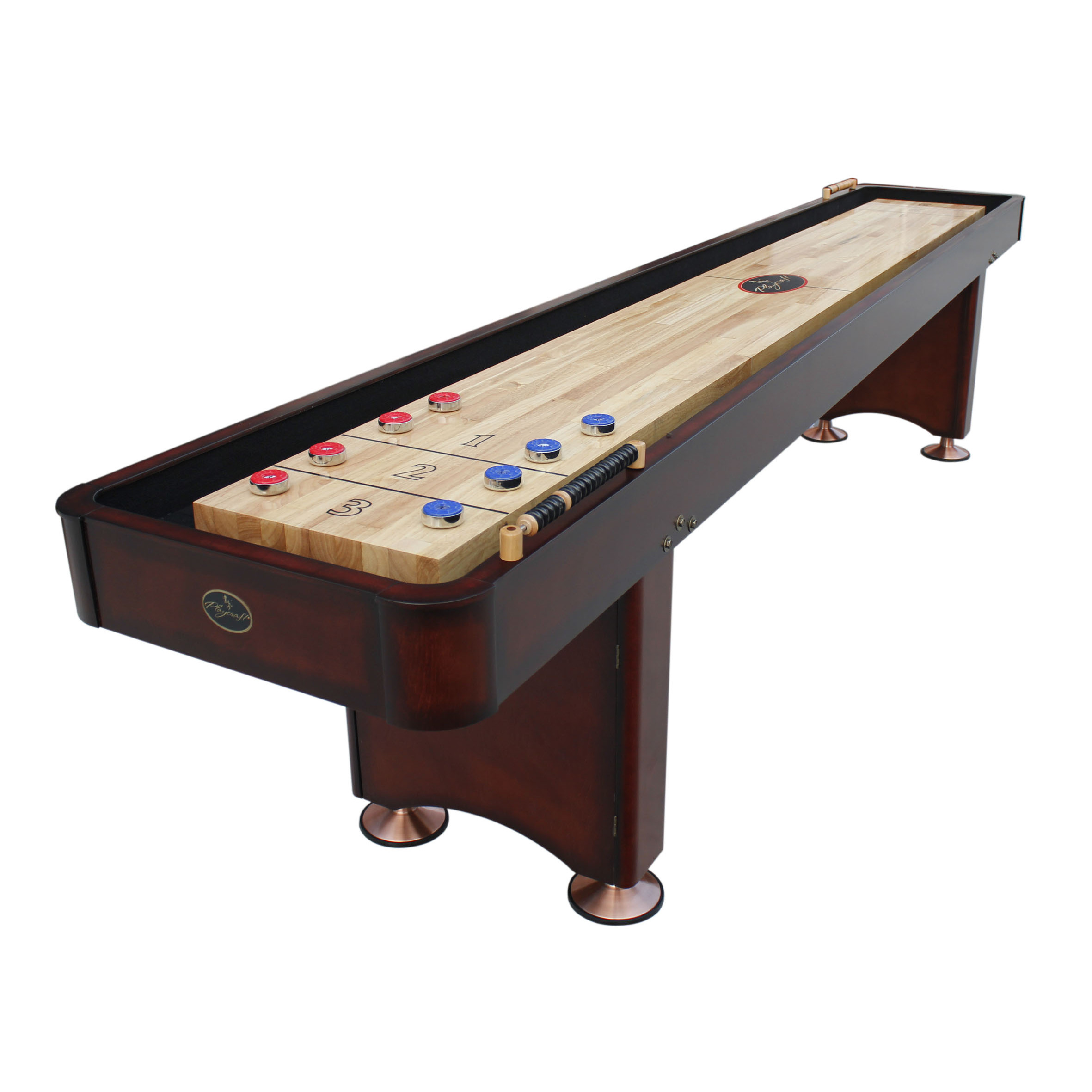 Shuffleboard Table | Modern Shuffleboard Table | Make A Shuffleboard Table