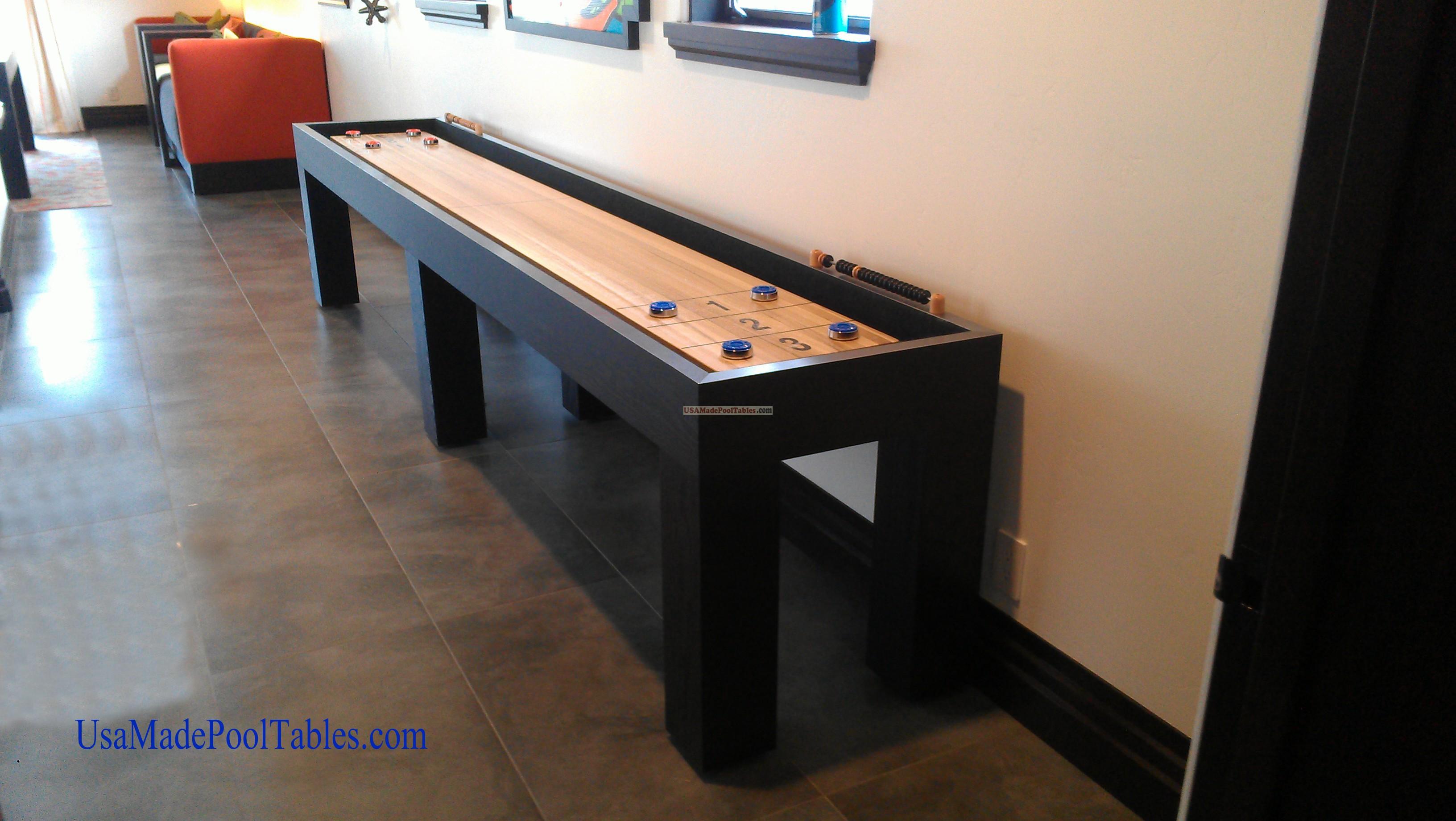 Shuffleboard Table | Table Shuffleboard Scoring | Shuffleboard Length
