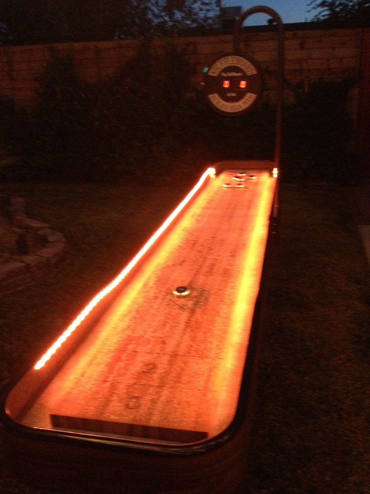 Shuffleboards for Sale | Snap Back Shuffleboard Table | Shuffleboard Table