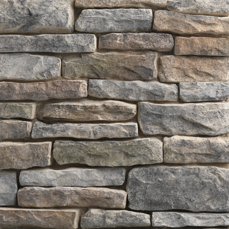 Siding Lowes | Fake Stone Siding | Faux Stone Wall