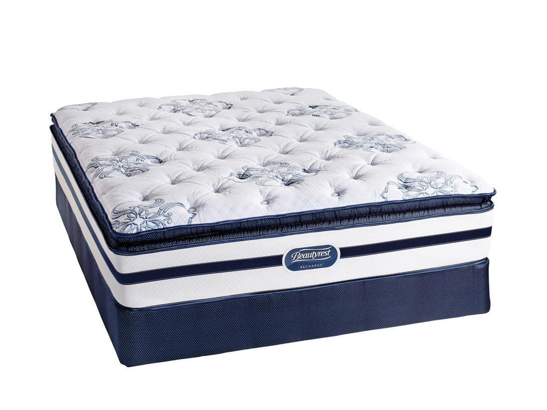 Simmons Beautyrest King Size Mattress | Simmons Beautyrest Recharge Shakespeare Luxury Firm Mattress | Simmons Beautyrest Mattress