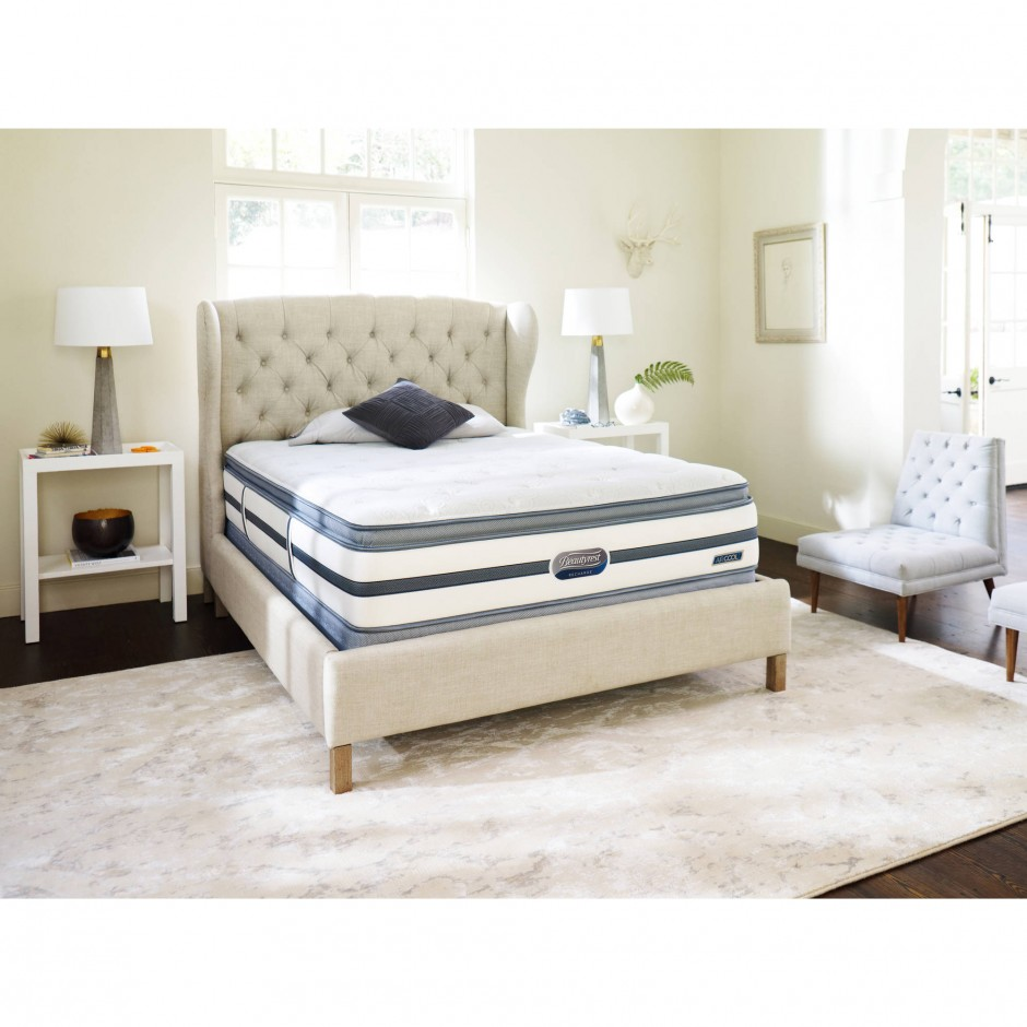 Simmons Beautyrest Recharge Luxury Pillowtop Mattress | Simmons Beautyrest Mattress | Macys Mattress