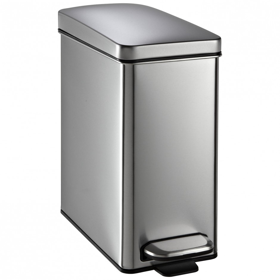 Simplehuman Garbage Can | Tin Trash Can Home Depot | Simplehuman Recycler