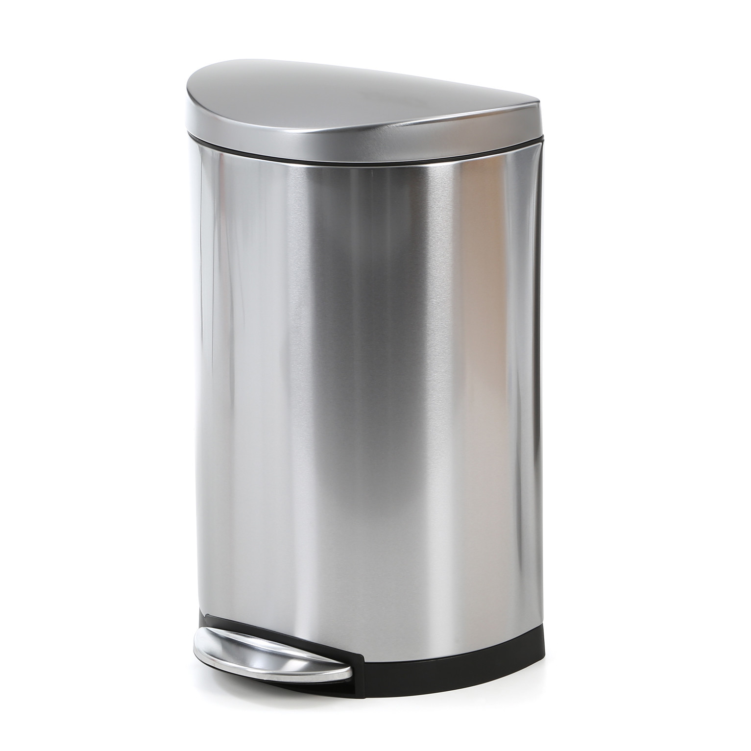 Simplehuman Recycler | Amazon Stainless Steel Trash Can | Simplehuman Recycling Bin