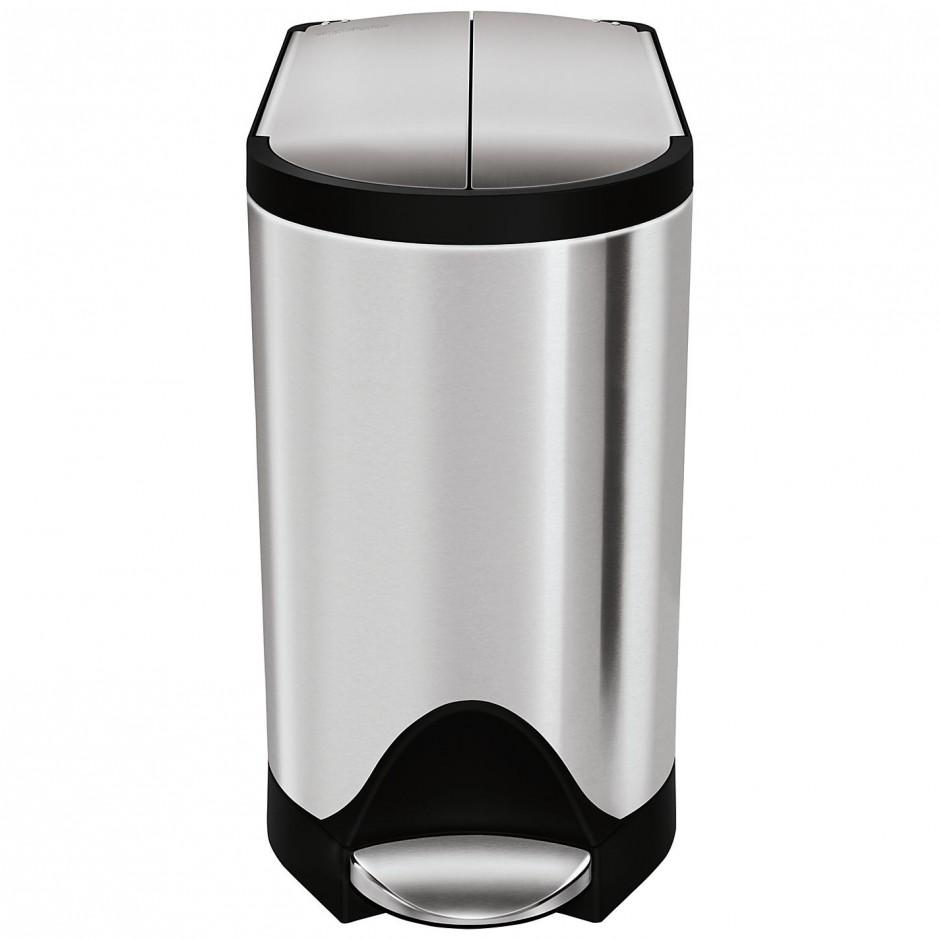Simplehuman Recycler | Recycler Trash Can | Simplehuman Trashcan