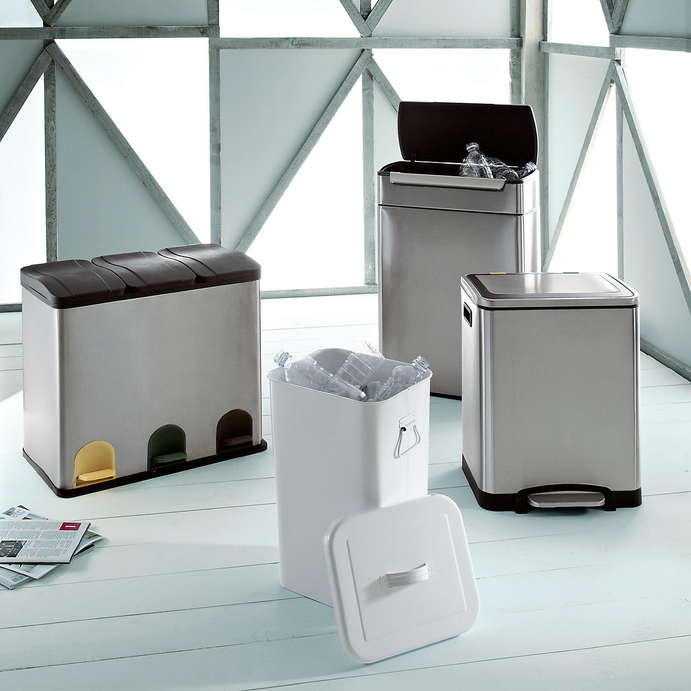 Simplehuman Recycler | Simplehuman 40 Litre Butterfly Recycler | Cheap Simplehuman Bin Liners