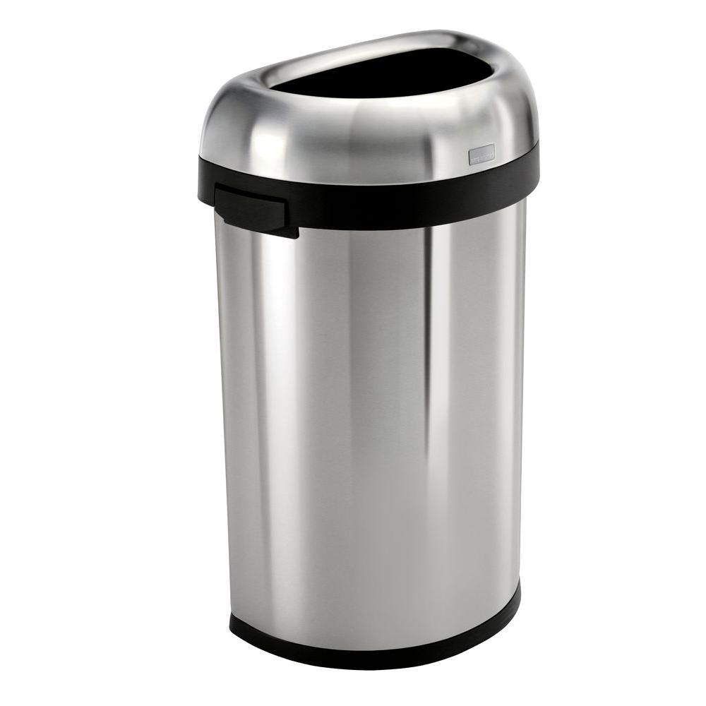 Simplehuman Recycler | Simplehuman Locking Trash Can | Recycler Trash Can