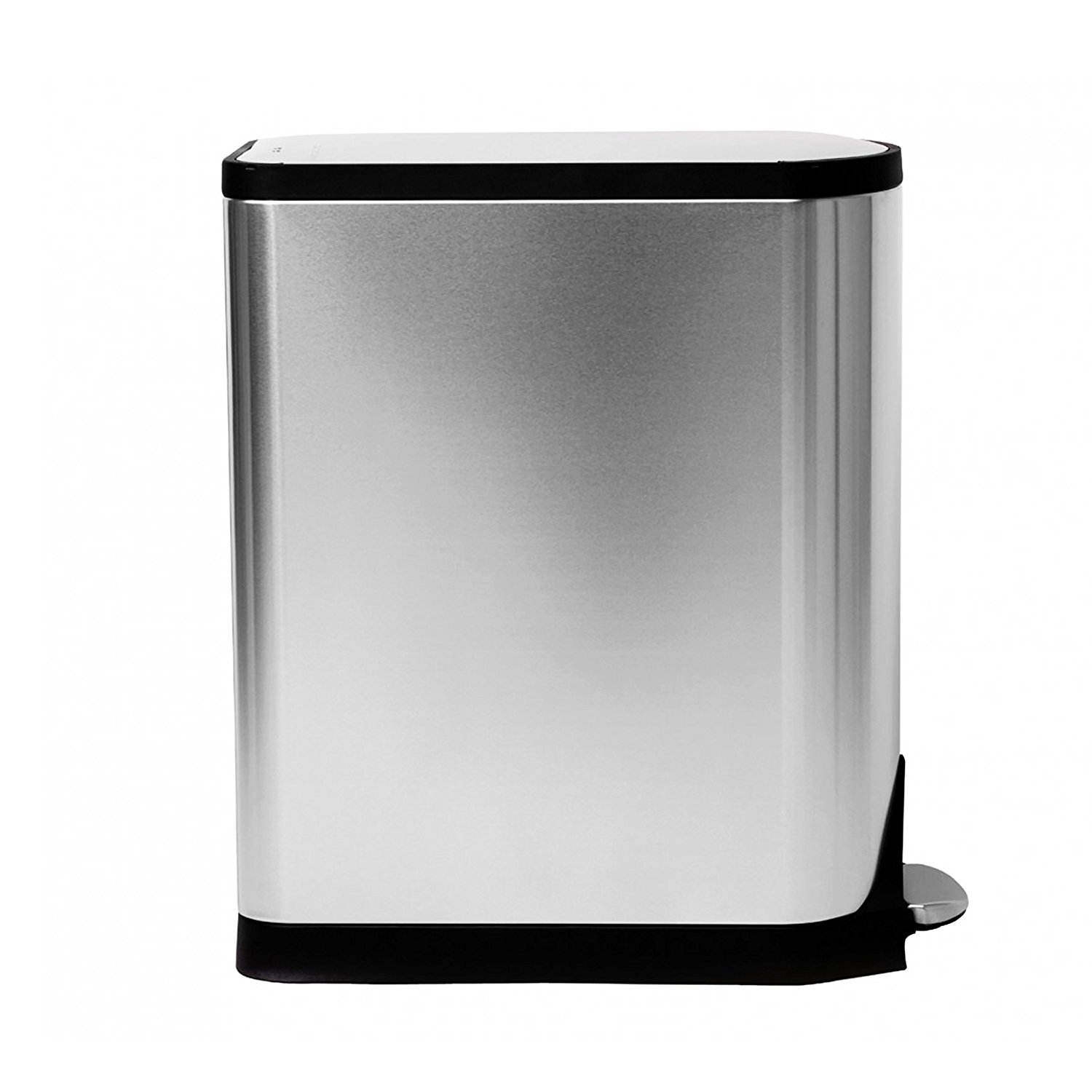Simplehuman Recycler | Simplehuman Trash and Recycle Can | Simplehuman Recycle