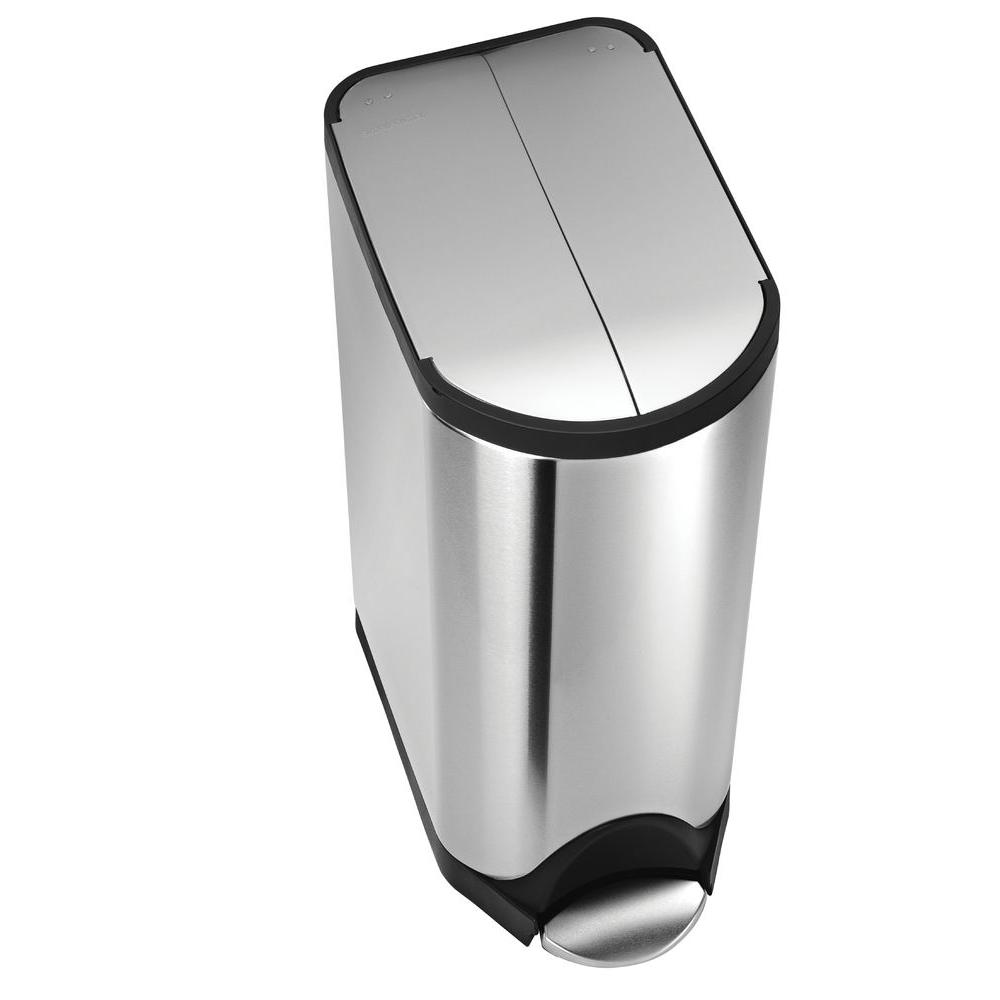 Simplehuman Recycler | Simplehuman Trash | Simplehuman Kitchen Trash Can