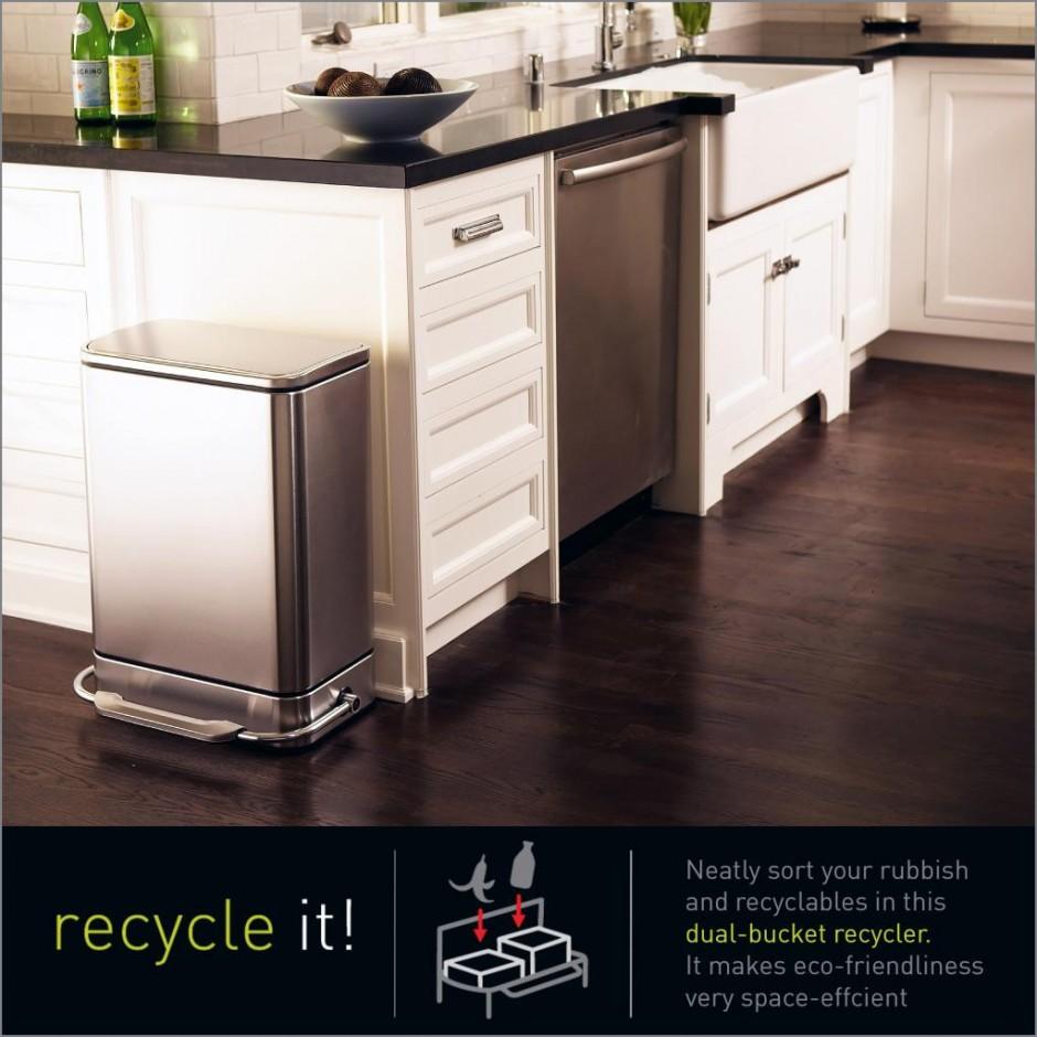 Simplehuman Trash Can Amazon | Simplehuman Recycler | Simple Human G Trash Bags
