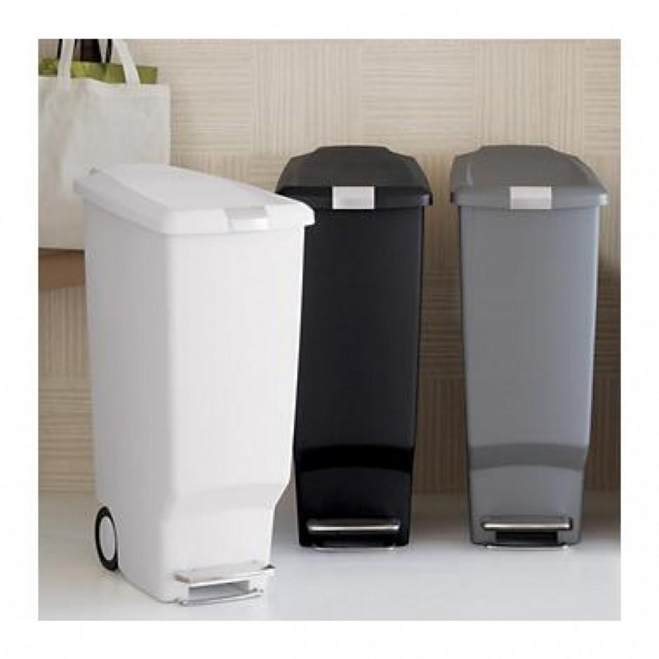 Simplehuman Trashcan | Simplehuman Recycler | Simplehuman 10 Gallon Trash Can