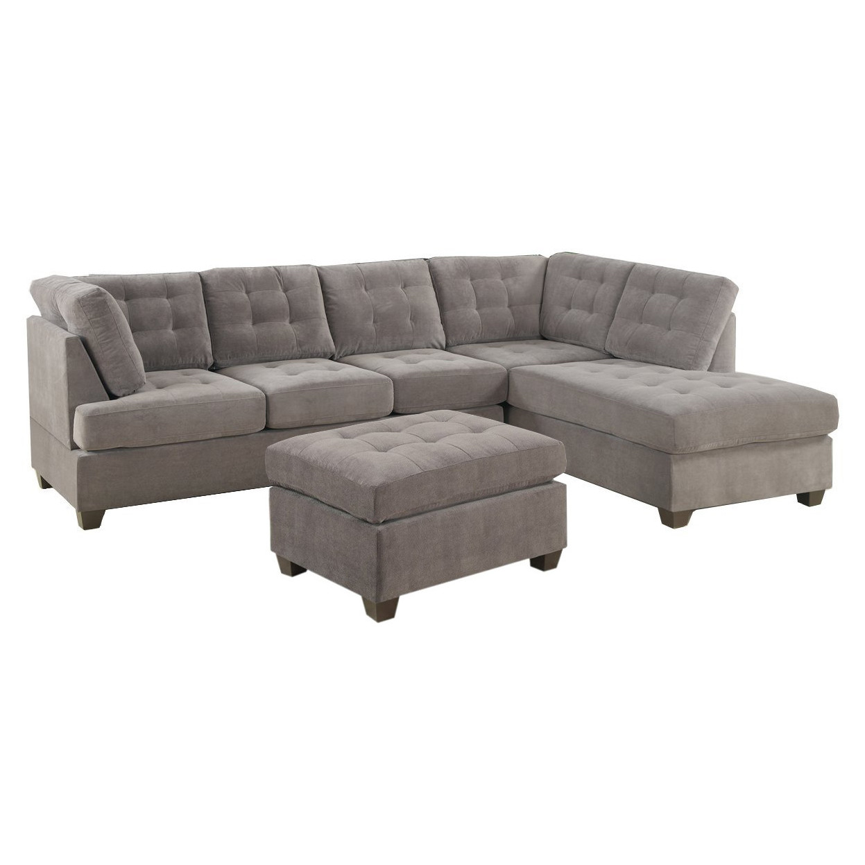 Sleeper Sectional Sofa For Small Spaces | Sectional Sleeper Sofa | Sectional With Recliner
