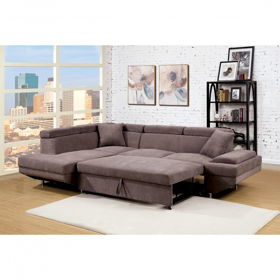 Sleeper Sectional Sofas With Chaise | Sectional Sofa With Recliner And Sleeper | Sectional Sleeper Sofa