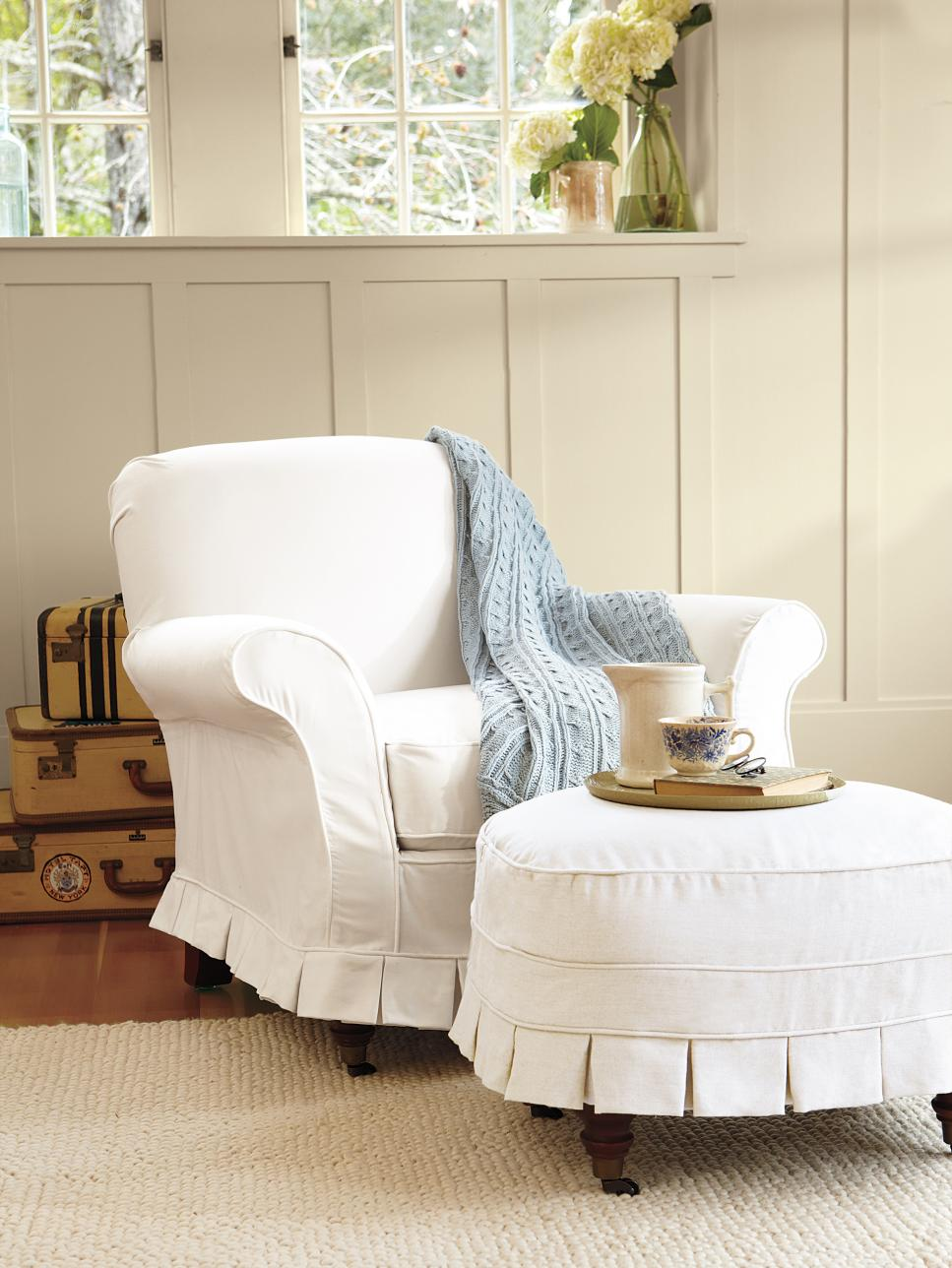 Slipcover Couches | Rowe Furniture Slipcovers | Sofa Slipcover