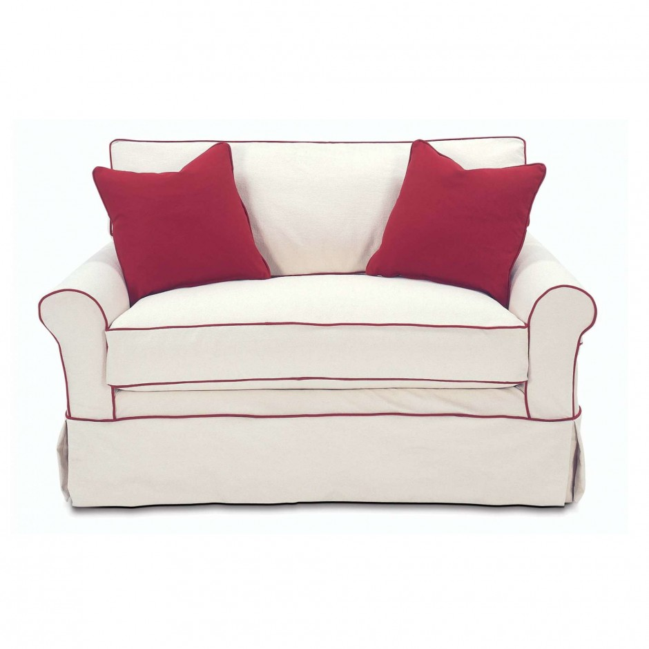 Slipcovered Sectional Sofa | Slipcovers For Furniture | Rowe Furniture Slipcovers