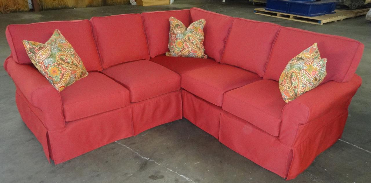 Slipcovered Sofas | Rowe Furniture Slipcovers | Sofa Sectional Covers