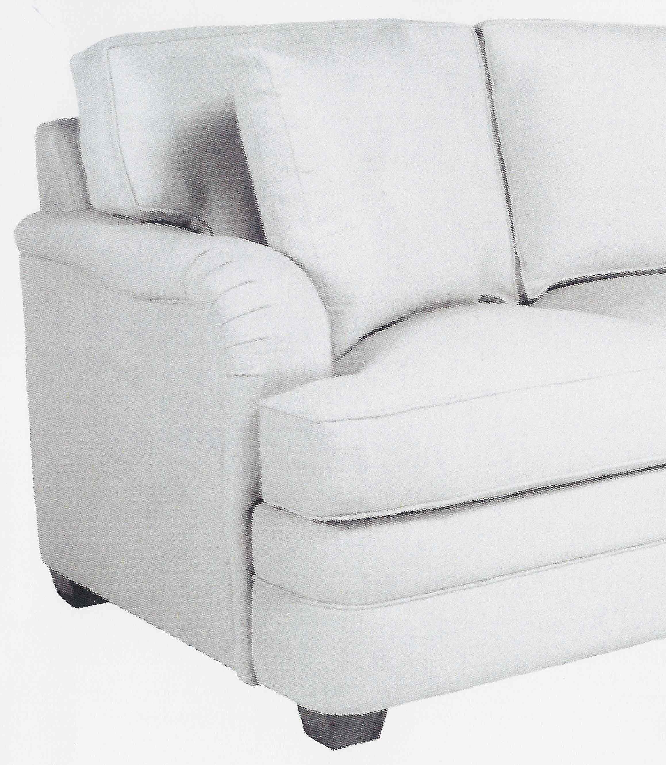 Slipcovers for Sofas with Cushions Separate | Chaise Slipcover | Overstuffed Chair Cover