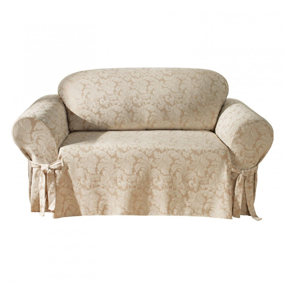 Slipcovers For Sofas With Cushions Separate | Couch And Loveseat Covers | Furniture Slipcovers