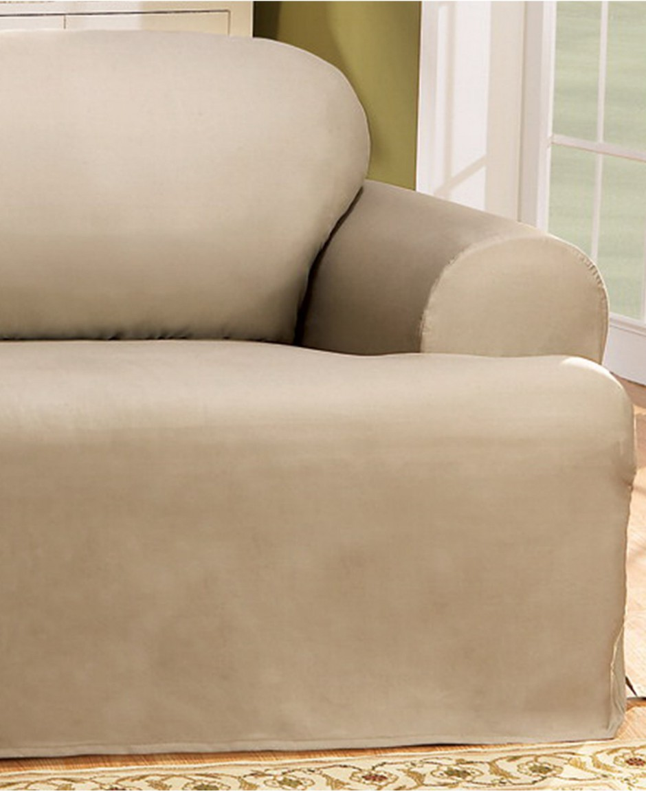 Slipcovers For Sofas With Cushions Separate | Couch Slip Covers | Sectional Sofa Covers